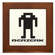 Framed Berzerk Tile