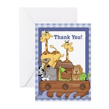 Noah's Ark Thank You Notes (Pk of 20)