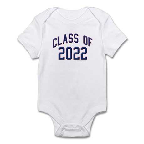 &quot;Class of 2022&quot; Baby / Infant creeper