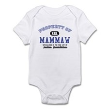 Property of Mammaw Infant Bodysuit