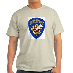 California Fire Marshal Light T-Shirt