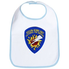 California Fire Marshal Bib