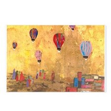 Balloons Postcards (Package of 8)