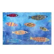 Aquarium Postcards (Package of 8)
