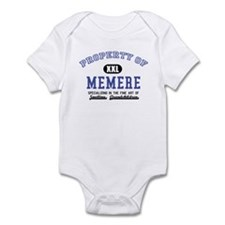 Property of Memere Infant Bodysuit