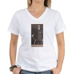 Seattle PD Women's V-Neck T-Shirt