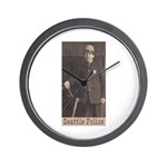Seattle PD Wall Clock