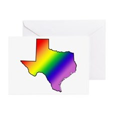GLBT Texas Greeting Cards (10)