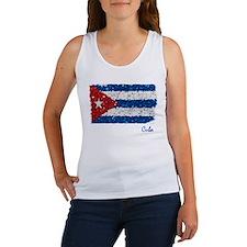 Cuba Pintado Women's Tank Top