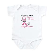 Bravery A Flower Garden 1 (Mom) Infant Bodysuit