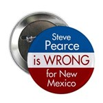 Steve Pearce is Wrong Ten Button Pack