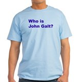 Cute Who is john galt T-Shirt