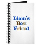 Liam's Best Friend Journal