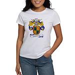Iriarte Family Crest Women's T-Shirt