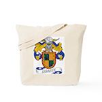 Iriarte Family Crest Tote Bag