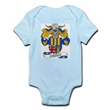 Jaimes Family Crest Infant Creeper