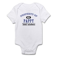 Property of Pappy Infant Bodysuit