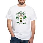 Lara Family Crest White T-Shirt