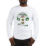 Lara Family Crest Long Sleeve T-Shirt