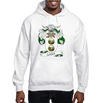Lara Family Crest Hooded Sweatshirt