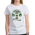 Lara Family Crest Women's T-Shirt