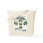 Lara Family Crest Tote Bag