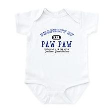 Property of Paw Paw Infant Bodysuit