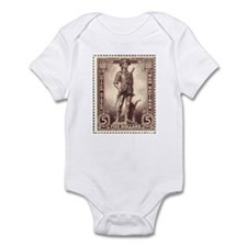 Patriotic Stamp Infant Bodysuit