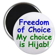 Freedom of Choice Magnet (100 pack)