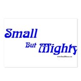 Small But Mighty!  Postcards (Package of 8)