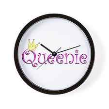 queenie Wall Clock