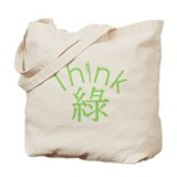 Think Green 'Lu' Tote Bag