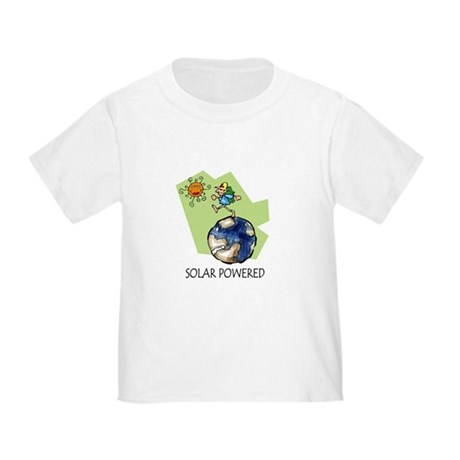 Solar Powered Toddler T-Shirt