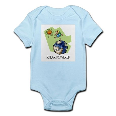 Solar Powered Infant Bodysuit
