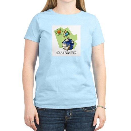 Solar Powered Women's Light T-Shirt