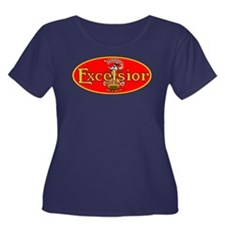Excelsior T-Shirt, Women's + Size Dark