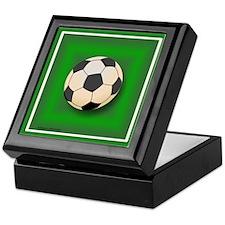 Soccer - Keepsake Box