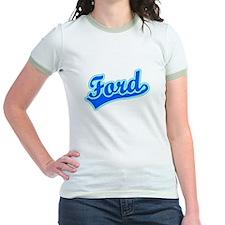 Retro Ford (Blue) T