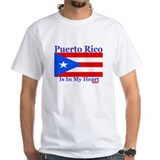 Puerto Rico - Heart Shirt