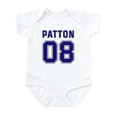 Patton 08 Infant Bodysuit