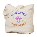 Sasquatch Tote Bag