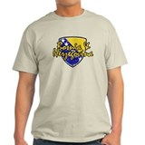 Bosnia Herzegovina distressed Flag T-Shirt