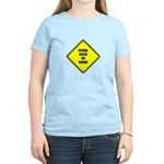 Baby On Board - Future Felter Women's Light T-Shir