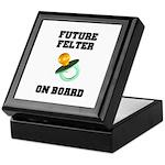 Future Felter On Board Keepsake Box