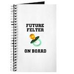 Future Felter On Board Journal