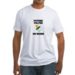 Future Felter On Board Fitted T-Shirt