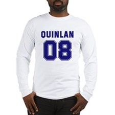 Quinlan 08 Long Sleeve T-Shirt