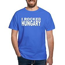 I Rocked Hungary T-Shirt