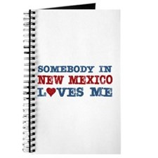 Somebody in New Mexico Loves Me Journal