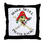 MSPR Throw Pillow